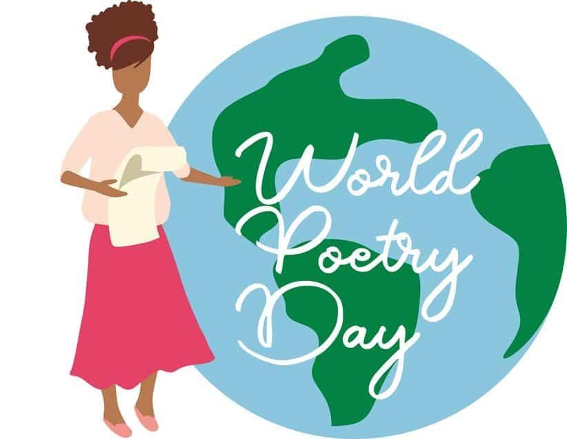 World Poetry Day illustation