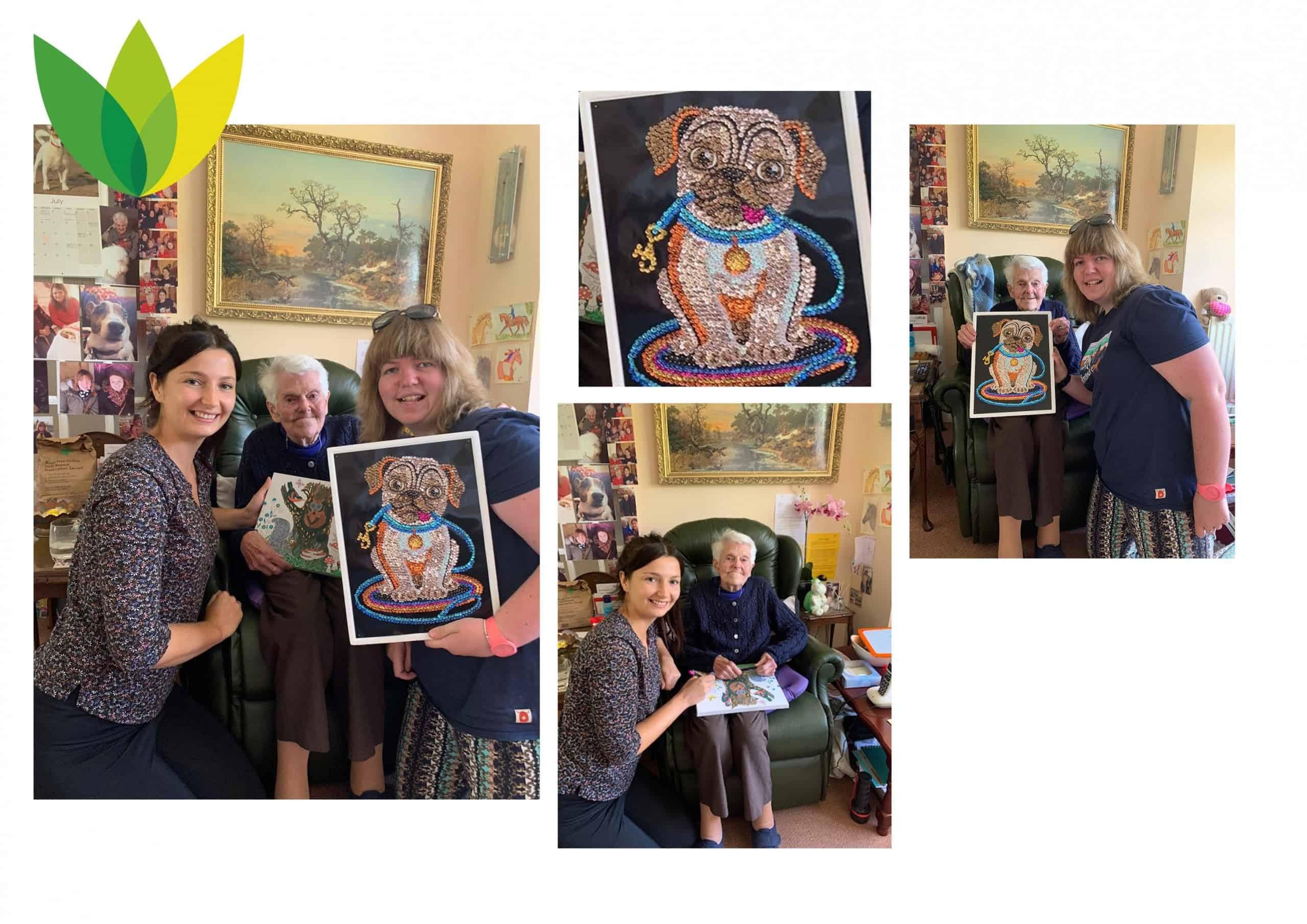 Pamela Kane collage
