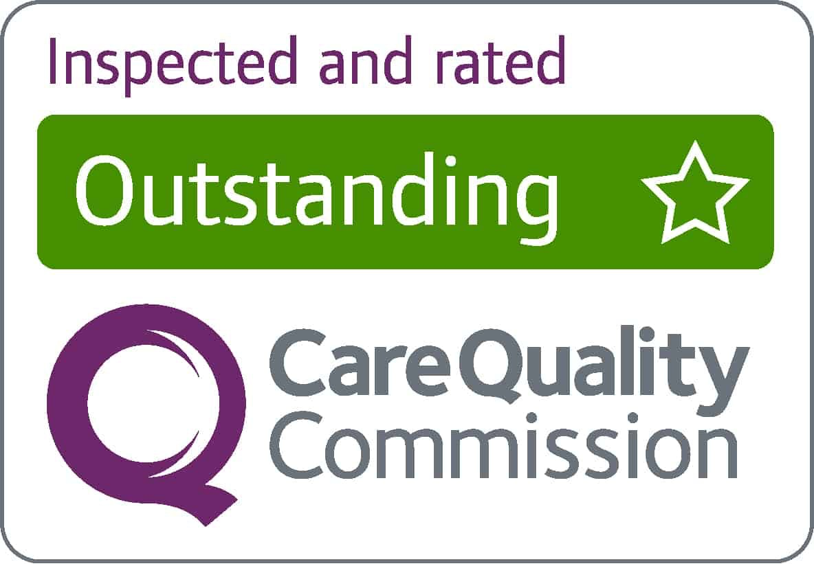 Outstanding CQC Rating