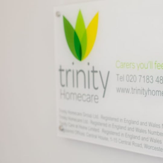 Trinity Home care in Worcester Park
