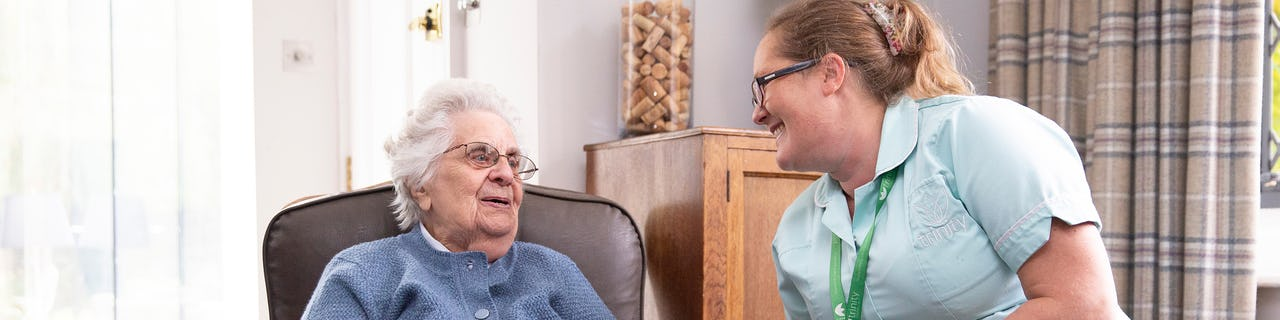 Visiting care COPD