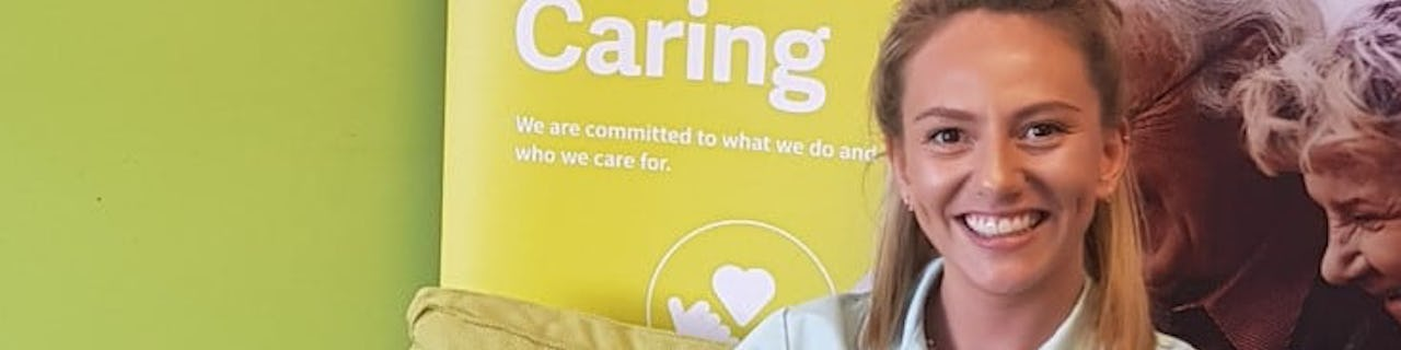 Case Study - Cyan From Caring to Nursing