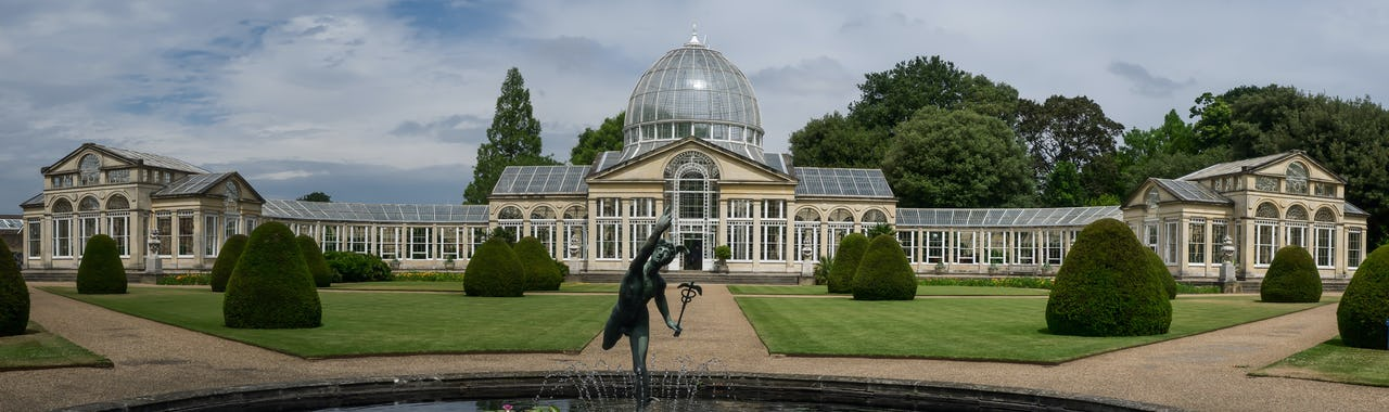 Middlesex, The Great Conservatory, Syon Park, London
